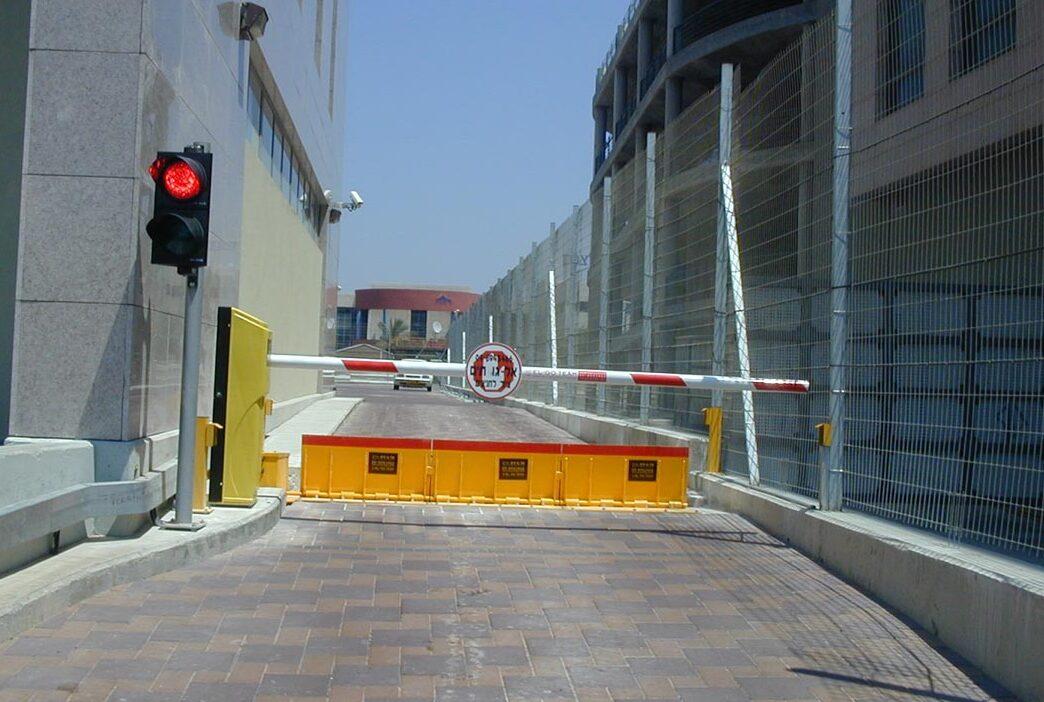 Security Road Blockers